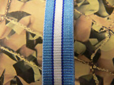 Medal Ribbon Miniature - United Nations Cyprus UNFICYP UN
