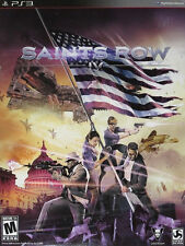 Saints Row IV~ National Treasure Edition (Sony PlayStation 3, PS3)