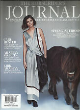 THE HORSE RIDER'S JOURNAL, SPRING, 2014 ( FASHION, INTERIOR, CULTURE & LIFE STY