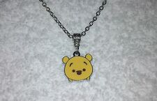 WINNIE The POOH BEAR TSUM TSUM Inspired Charm NECKLACE Party Bag Stocking Filler