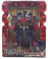 Optimus Prime Leader Revenge of the Fallen (ROTF) Transformer Complete [OPRF4]