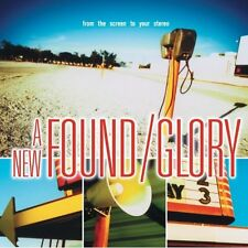 From The Screen To Your Stereo - a New Found Glory - 2000 - cd