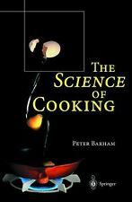 The Science Of Cooking By Peter Barham (2000, Hardcover) - NEW
