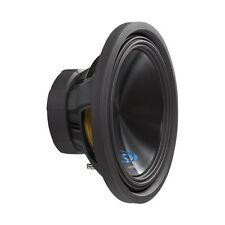"Alpine Type S SWS-12D4 1500 Watt 12"" Dual 4 Ohm Car Audio Subwoofer New"