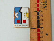 Mt Orford Skiing Pin  (#1265)