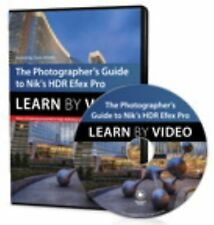 The Photographer's Guide to Nik's Hdr Pro by Sean Arbabi (2014, DVD-ROM)