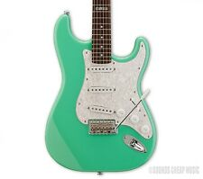 ESP LTD ST-213 Maple Electric Guitar - Sea Foam Green! Free 48 State Shipping!