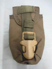 NEW US Military Issue Flashbang Grenade Pouch MOLLE II  Green Tan OD Brown