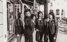 Falling In Reverse Music Stars Fabric Art Cloth Poster 20inch x 13inch Decor 08