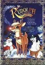 Rudolph The Red Nosed Reindeer - The Movie (DVD, 2002)