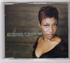 (GB23) Beverley Knight, Made It Back '99 - 1999 DJ CD