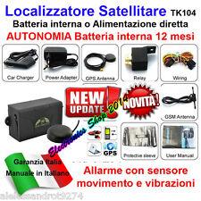 Tracker TK104 GPS GSM Localizzatore satellitare Waterproof Spia Potente Calamita