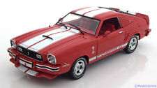 1:18 Greenlight Ford Mustang 2 King Cobra 1978 red/white