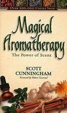 New Age: Magical Aromatherapy : The Power of Scent by Scott Cunningham (1989,...