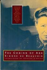 The Coming of Age by Simone de Beauvoir (1996, Paperback)
