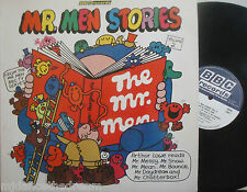 MR MEN STORIES VOLUME 2 ~ Read By ARTHUR LOWE ~ BBC VINYL LP