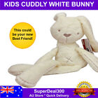 40CM Cute & Cuddly White Bunny Teddy Kids Rabbit Soft Plush Baby Toy Doll Gift