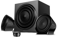 SPEEDLINK jugger 2.1 subwoofer de sonido, PC, ps3, TV, XBOX, iPhone, Black
