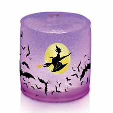 mPowerd Luci Spooky Moon Inflatable Solar LED Lantern sku Luci Spooky mn