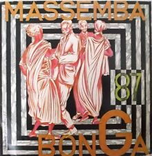 Bonga - Massemba 87 - LP Vidisco 11.40.1013