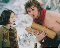 James McAVOY SIGNED Autograph 10x8 Photo AFTAL COA X Men NARNIA RARE