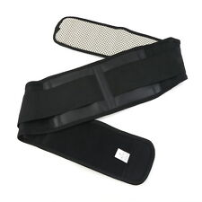 Infrared Magnetic Back Brace Posture Belt Lumbar Support Lower Pain Massager SY