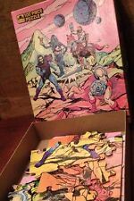 He-Man Masters Of The Universe Complete Vintage Puzzle 'Fearless Foes' 1984 MOTU
