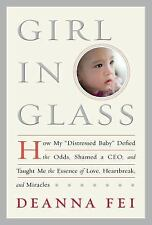 Girl in Glass by Deanna Fei How My Distressed Baby (Hardcover) - New Ships Free
