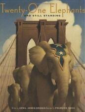 Twenty-One Elephants and Still Standing-ExLibrary