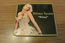 BRITNEY SPEARS BRITNEY RARE KOREA LIMITED 2CD w/ 2 SIDED POSTER FREE SHIPPING