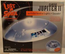 Lost In Space The Classic TV Show Jupiter 2 Lights Sound Robot B-9 Will (MISB)