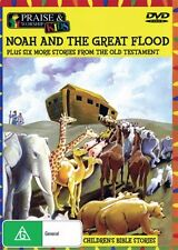 NOAH AND THE GREAT FLOOD - CHILDRENS CLASSIC - NEW & SEALED DVD