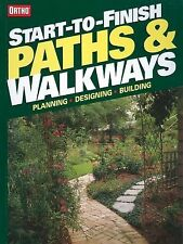 Start-to-Finish : Paths and Walkways (2003, Paperback)