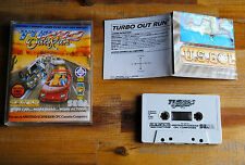 Jeu TURBO OUT RUN pour AMSTRAD CPC