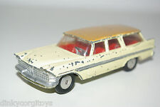 CORGI TOYS 219 PLYMOUTH SPORTS SUBURBAN EXCELLENT CONDITION