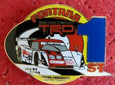 PIN'S COURSE USA LEXUS GRAND AMERICAN ROLEX SERIES TRD 2004 FONTANA EGF MFS