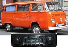 NEW USA-630 II* 300 watt 68-79 VW Bus Kombi AM FM Stereo Radio iPod, USB, Aux in