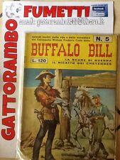 Buffalo Bill N.5 Publipresse Anno 66 Ottimo