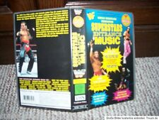 WWF Wrestling VHS Superstar Entrance Music  englischer Ton WWE WCW NWA TNA ECW