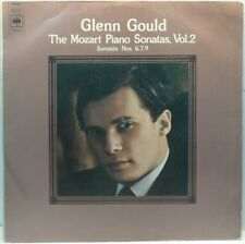 Glen Gould - The Mozart Piano Sonatas Vol. 2 Sonata No. 6 - 7 - 9 LP CBS 73002
