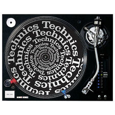 Slipmats Technics Spiral (1 Stück / 1 Piece) MTS1 NEU+OVP!!!