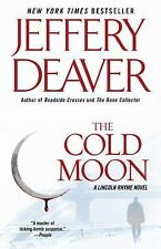 The Cold Moon by Jeffery Deaver (2009, Paperback) 587