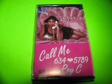 NEW FACTORY SEALED ROY C: CALL ME CASSETTE TAPE