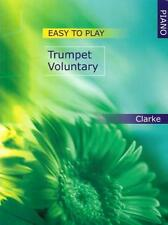 Jeremiah Clarke: Easy-to-play Trumpet Voluntary for Piano MAY3611669