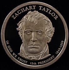 2009-S Presidential Dollar Zachary Taylor Gem DCAM Proof Uncirculated