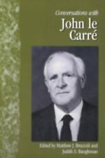 Conversations with John le Carre (Literary Conversations Series)-ExLibrary