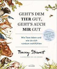 R*24.10.2016 Geht's dem Tier gut, geht's auch mir gut von Tracey Stewart