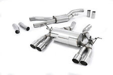 MILLTEK Cat Back Exhaust System SSXBM992 BMW F80 M3 / F82 M4 Polished Tips