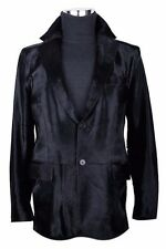 RARE Hugo Boss Selection Calf Hair Jacket IT 52/ US 42 New Without Tag