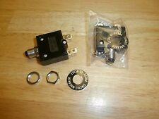Lot/2 Thermal Push Button 20 Amp Circuit Breaker 250V,New